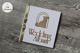 Album Ślubny - biały (dekor do wyboru)