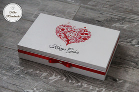 Księga Gości w pudełku - Ankieta (Wzór 1)
