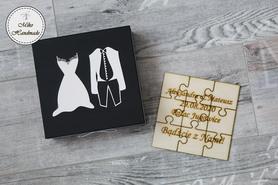 Prośba o Błogosławieństwo - Puzzle + Pudełko