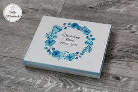Pudełko na czekoladki Merci - prezent z okazji Bierzmowania