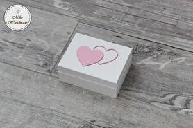 Prośba o Świadkowanie - Harmonijka w pudełku (serca)