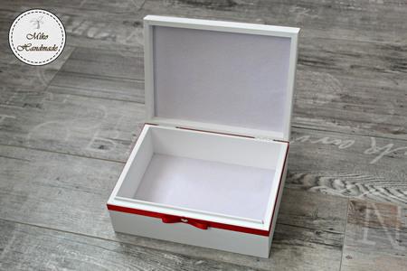 Pudełko na skarby maluszka - Sówki (2)