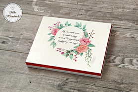 Pudełko na Merci z życzeniami (wzór 3)
