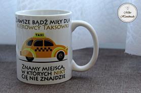 Kubek Taksówkarza