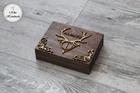 Pudełko na obrączki - Motyw