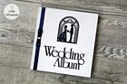 Album Ślubny - biały (dekor do wyboru) (1)