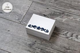 Prośba o Świadkowanie - Harmonijka w pudełku (ornament)