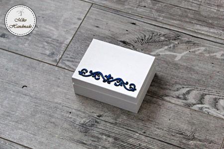 Prośba o Świadkowanie - Harmonijka w pudełku (ornament) (1)