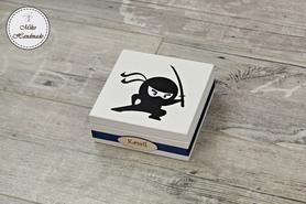 Pudełko dla chłopca - ninja