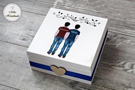 Pudełko z podziękowaniem dla Świadka + Kubek (Wybierz swój wygląd)