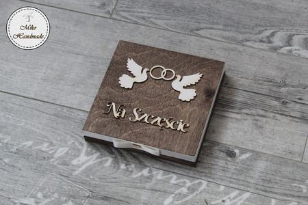 Pudełko na zdrapki - prezent ślubny (1)