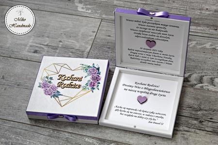 Prośba o Błogosławieństwo - fioletowe róże (1)