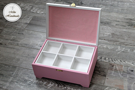 Duża szkatułka - wróżka (2)