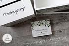 Komplet pudełek ślubnych - białe kwiaty (3)