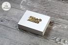 Pudełko na obrączki - I ślubuję Ci miłość (1)