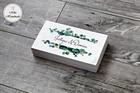 Pudełko na pieniądze dla Pary Młodej - liście (1)