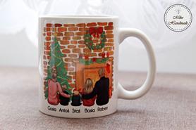 Kubek Rodzinny (Święta) - Wybierz swój wygląd