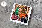 Pudełko z życzeniami Świątecznymi (Rodzina) - Wybierz swój wygląd (3)