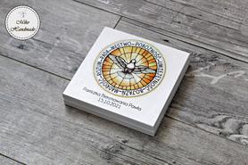Pudełko na pamiątkę Bierzmowania - Duch Święty