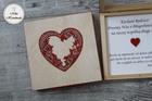 Pudełko z prośbą o błogosławieństwo - naturalne (4)